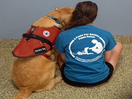 National Autism Awareness Month: How a Service Dog Makes a Difference